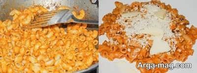 طرز تهیه پاستا ایتالیایی