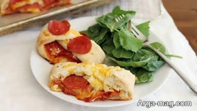 روش تهیه پیتزا پپرونی
