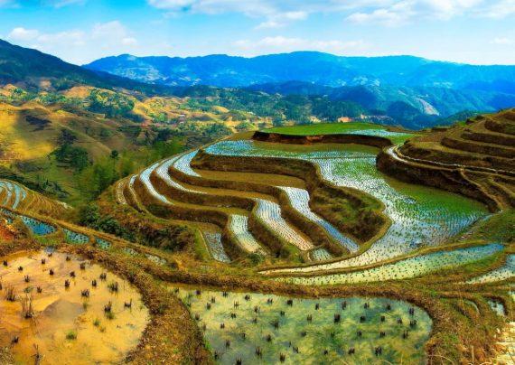 عکس های جذاب از کوه های فیلیپین