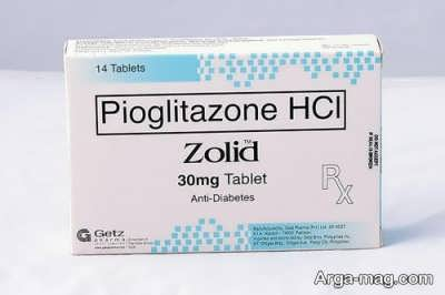 تداخلات دارویی قرص پیوگلیتازون