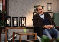عکس های جدید رضا داوود نژاد و همسرش در سینما کوروش
