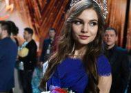 زیباترین دختر روسیه انتخاب شد + عکس
