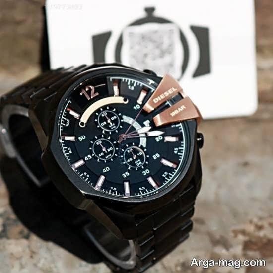 ساعت مردانه با تنظیمات خاص