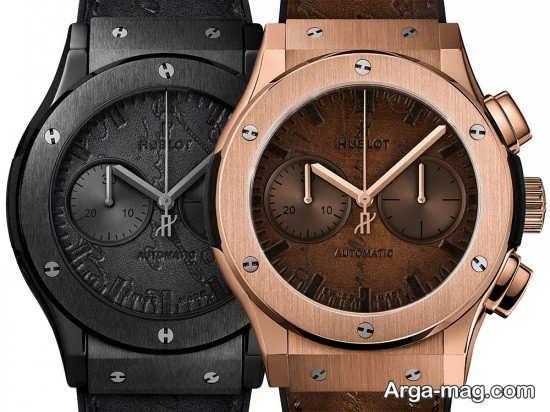 مدل مدرن و قشنگ ساعت مردانه