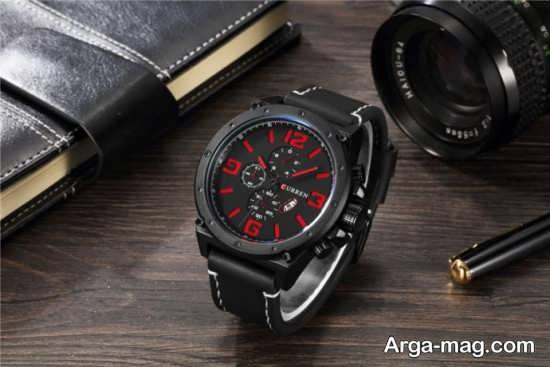 مدل ساعت باکلاس مردانه
