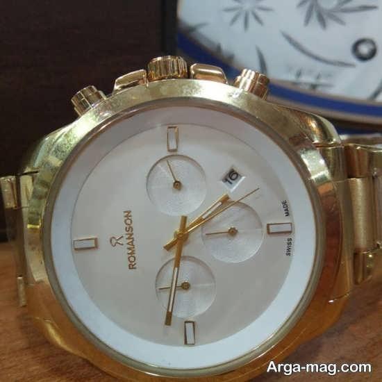 ساعت برند و طلای مردانه