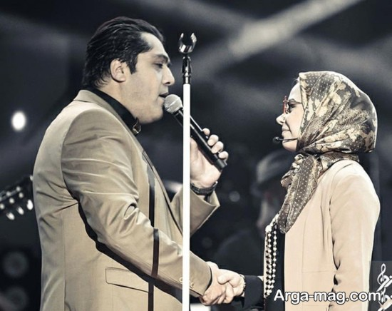 صبا راد و مانی رهنما در کنسرت