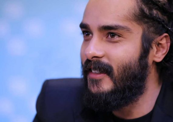 ساعد سهیلی در اکران مردمی فیلم لاتاری