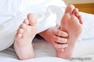 دلایل سردی پاها و راه های درمان آن