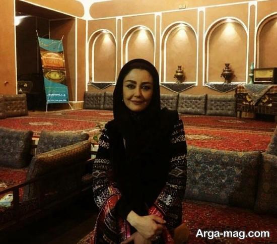 شقایق فراهانی در یزد