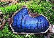 برخوردی هنرمندانه با طبیعت
