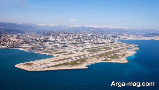 take off 5 - مسیرهای دیدنی برای تیک آف هواپیما