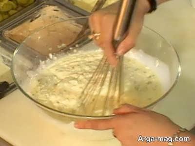 ترکیب مواد سس تارتار