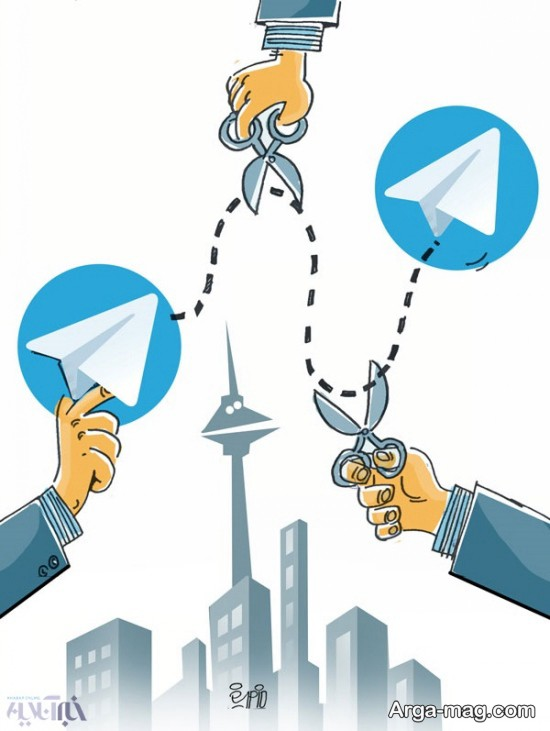 تلگرام و فیلتر شدن آن