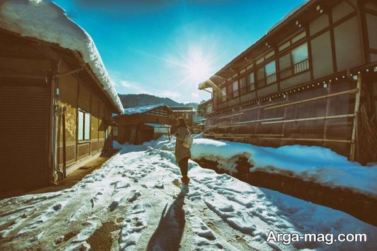 مکان های زیبای ژاپن
