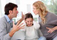 جایگاه کودک در دعوای میان والدین