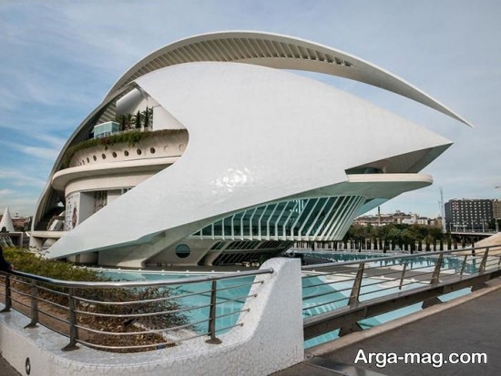 valensia 10 - معماری های لاکچری در والنسیا + عکس