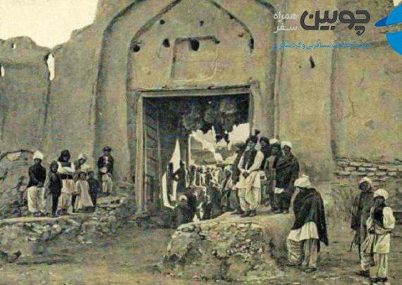 کاخ خورشید مشهد