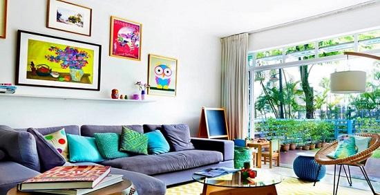 بهترین رنگ بندی برای وسایل منزل