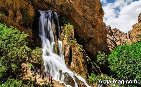 آبشارهای لرستان