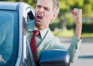 عصبانیت در هنگام رانندگی