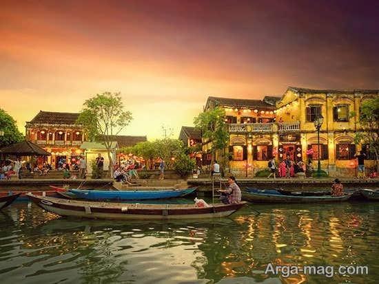 مکان های دیدنی آسیا