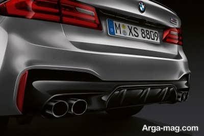BMW 2 - محصولی قوی و تاریخی از بی ام و در مدل ۲۰۱۹ M5 COMPETITION