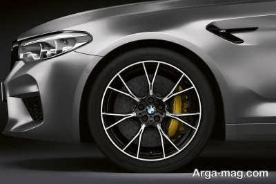 BMW 3 - محصولی قوی و تاریخی از بی ام و در مدل ۲۰۱۹ M5 COMPETITION