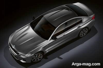 BMW 4 - محصولی قوی و تاریخی از بی ام و در مدل ۲۰۱۹ M5 COMPETITION