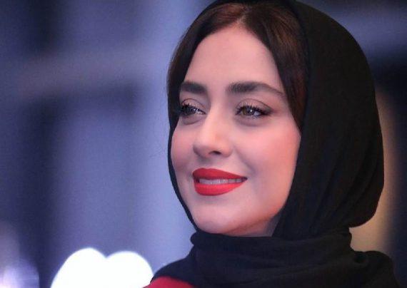 حضور بهاره کیان افشار در جشن خیریه مهر لیلا