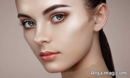 مدل ابروی شیک و زیبا زنانه