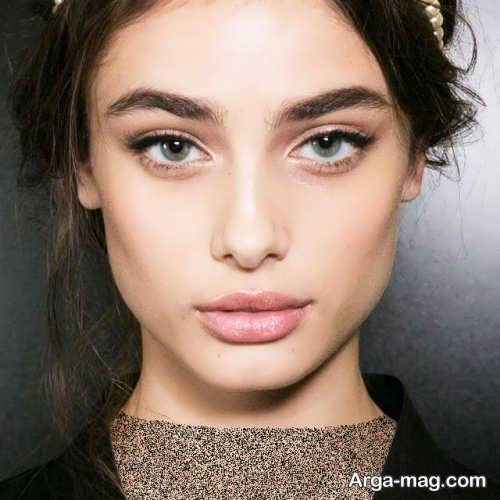 مدل ابروی دخترانه
