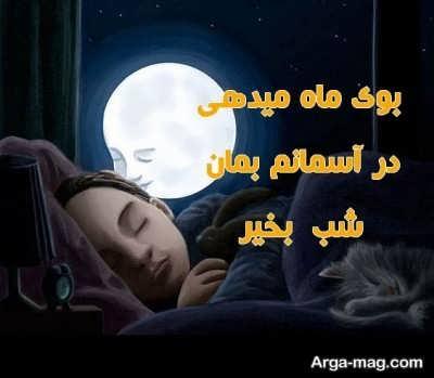 جملات زیبا برای شب بخیر به همسر