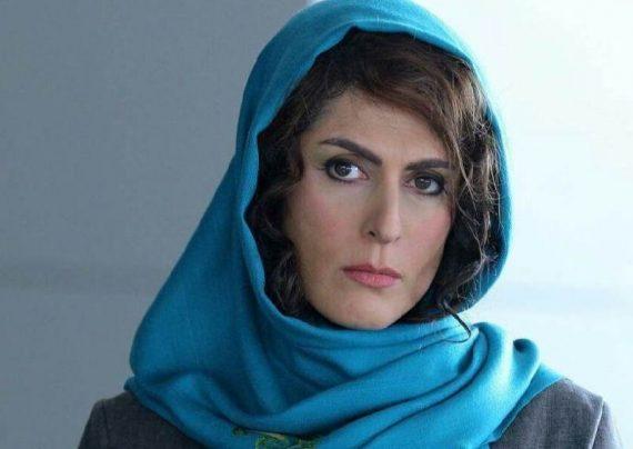 بهناز جعفری با چشمانی اشکبار در جشنواره فیلم کن امسال