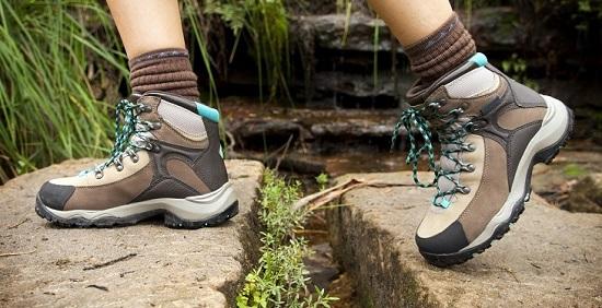 کفش مناسب برای کوهنوردی