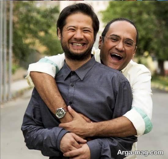 علی صادقی و رامبد جوان