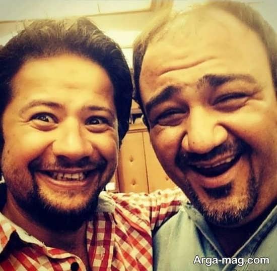علی صادقی و مهران غفوریان