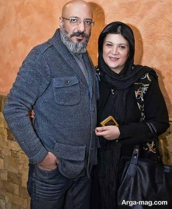 زوج خوشبخت ریما و امیر