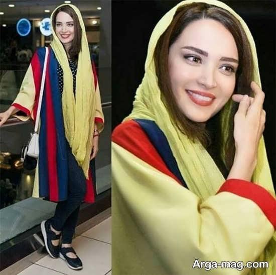 بهنوش طباطبایی همسر مهدی پاکدل