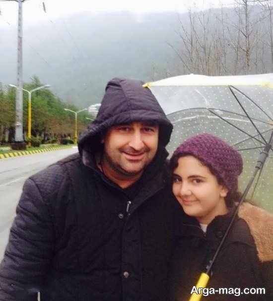 مهران احمدی و باران