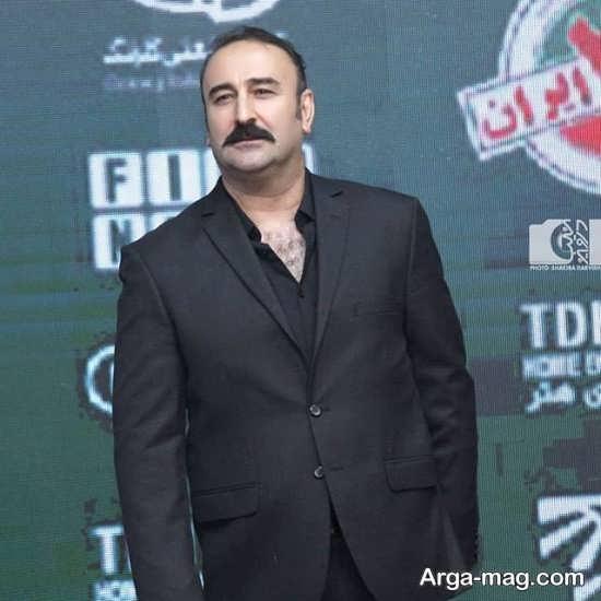 جدیدترین عکس مهران احمدی