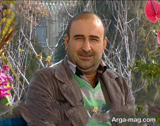 بازیگر مهران احمدی