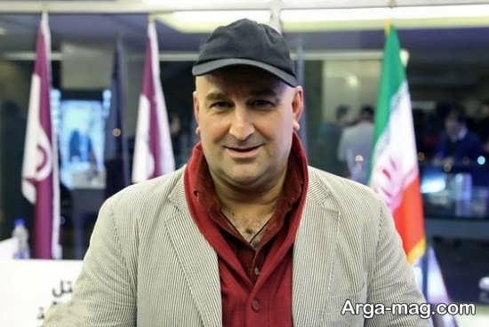 مهران احمدی در نقش شکیپ