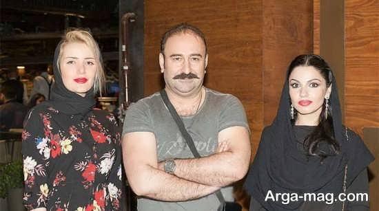 مهران احمدی با طرفدارانش
