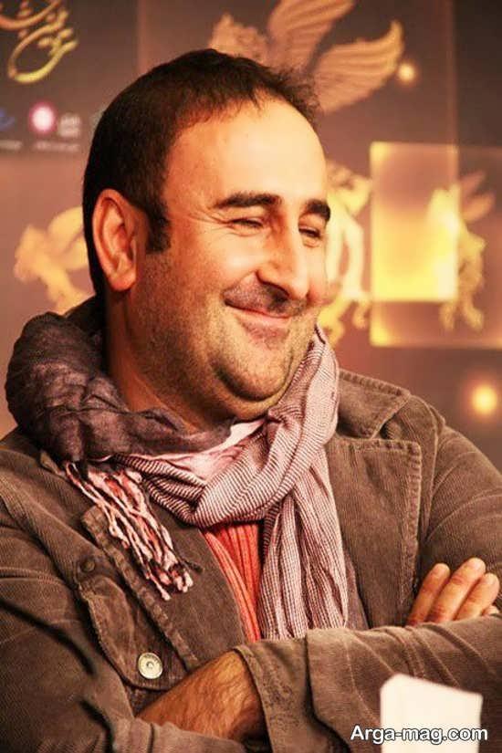 بازیگر عالی مهران احمدی