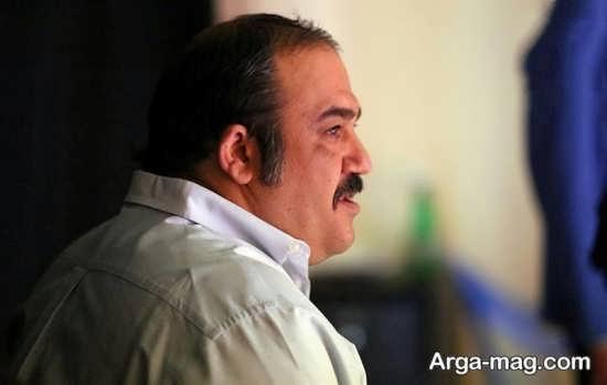 مهران غفوریان در سریال زیر آسمان شهر