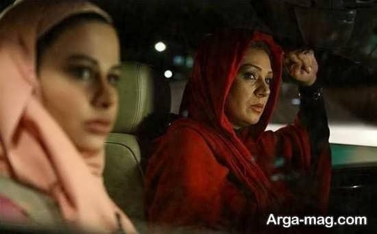 نمای از یاسمینا باهر در فیلم