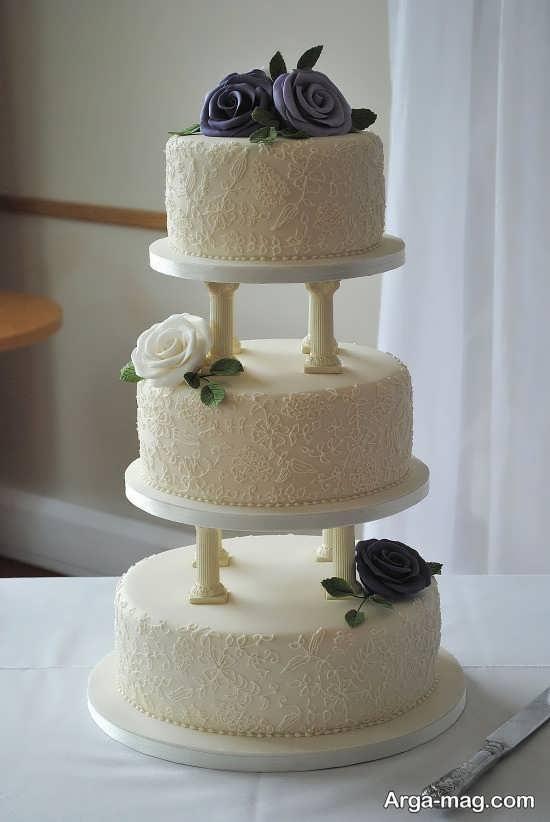 تزیین کیک با روش های زیبا و جالب