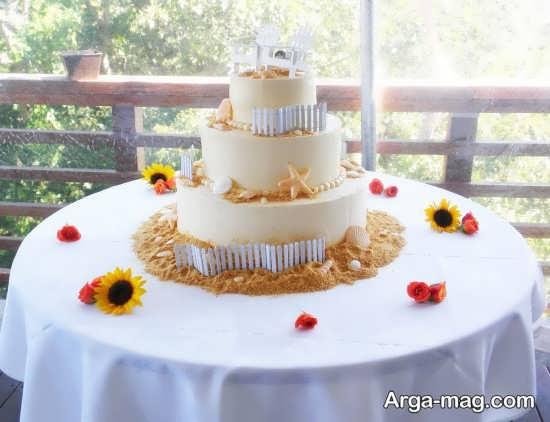 تزیین کیک عروس با 50 ایده جالب