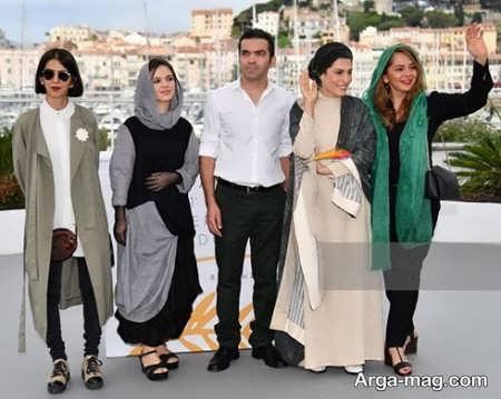 مدل لباس بازیگران زن ایرانی در جشنواره فیلم کن فرانسه